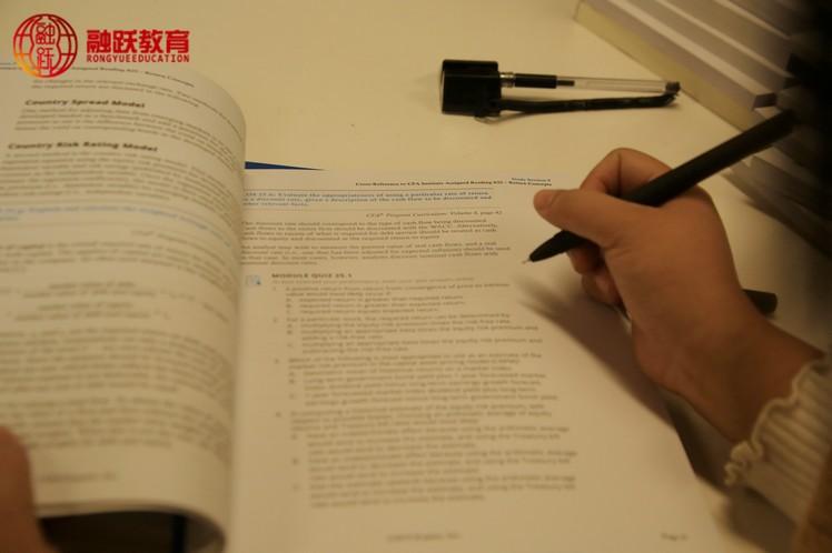 CFA考什么?通过CFA到底多长的备考时间?